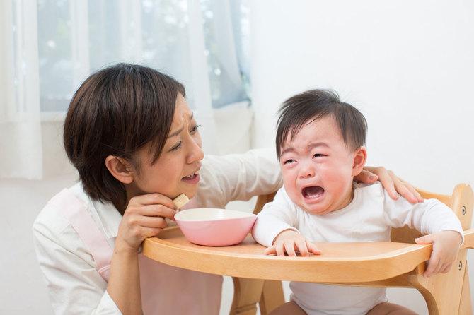 育児の悩み